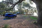 <div style='float: right;'>[2012:08:17 17:36:00] [06 - Campsite on Lake Pamamaroo of the Menindee lake system.JPG]</div>